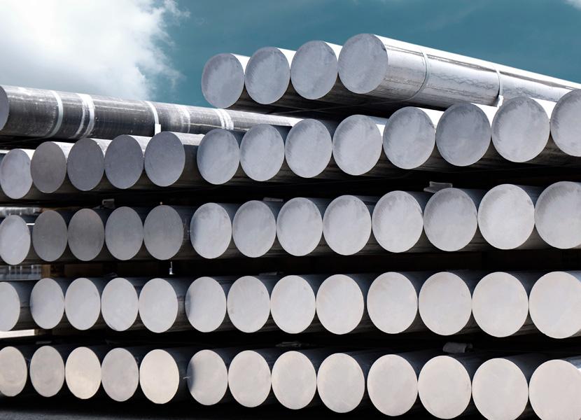 Aluproff køber årligt op mod 500 tons aluminium