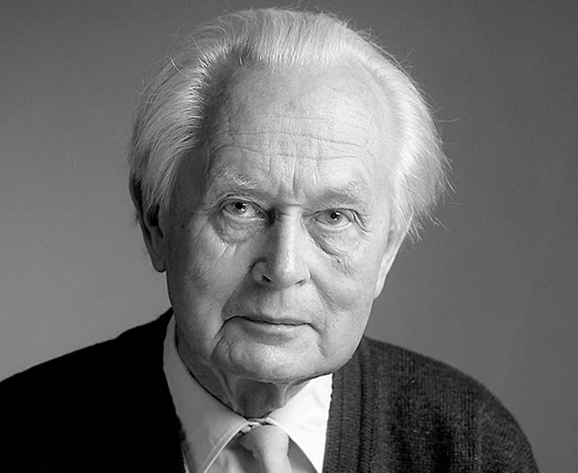 Piet Hein portrait