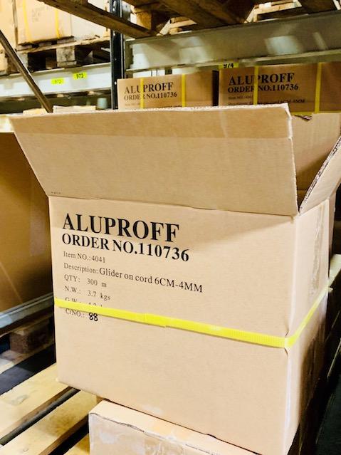 Job hos Aluproff som lagermedarbejder